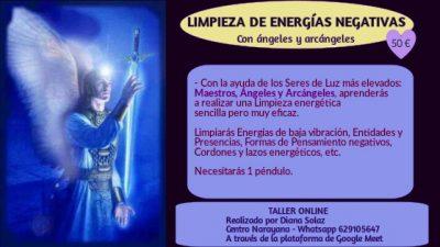 LIMPIEZA ENERGIAS NEGATIVAS